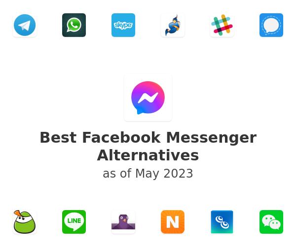 Best Facebook Messenger Alternatives