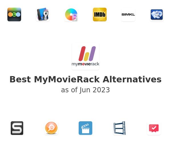 Best MyMovieRack Alternatives