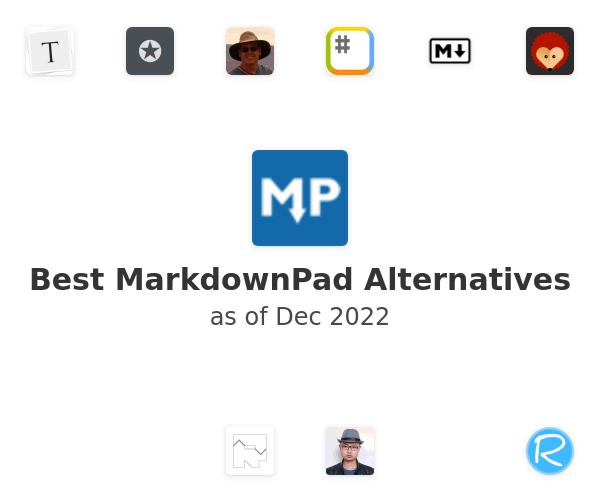 Best MarkdownPad Alternatives