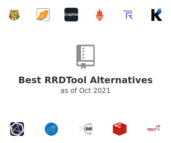 Best RRDTool Alternatives
