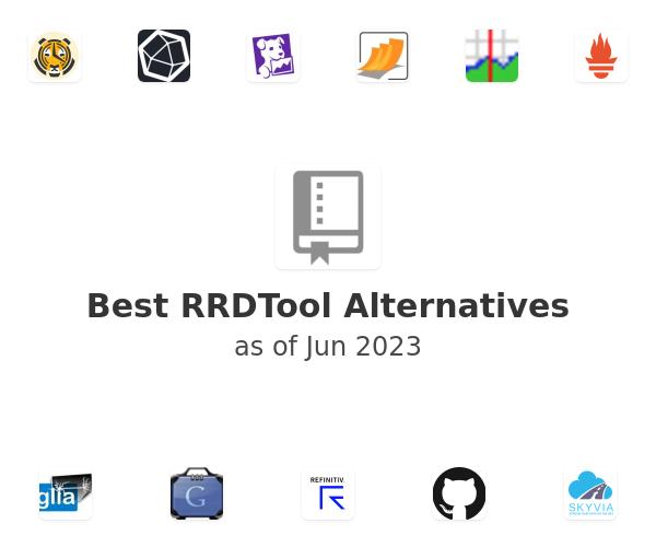 Best RRDTool Alternatives