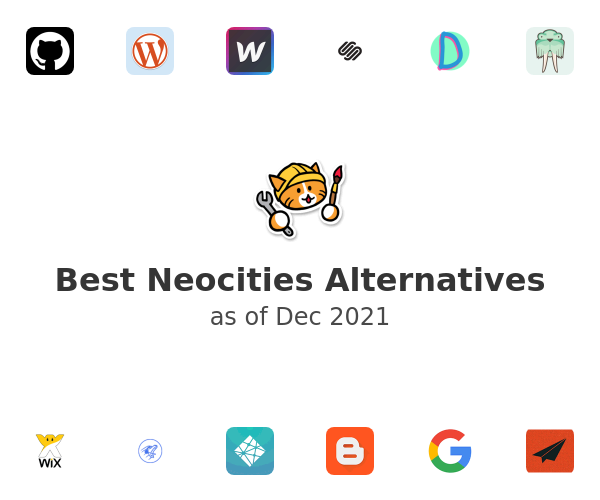 Best Neocities Alternatives