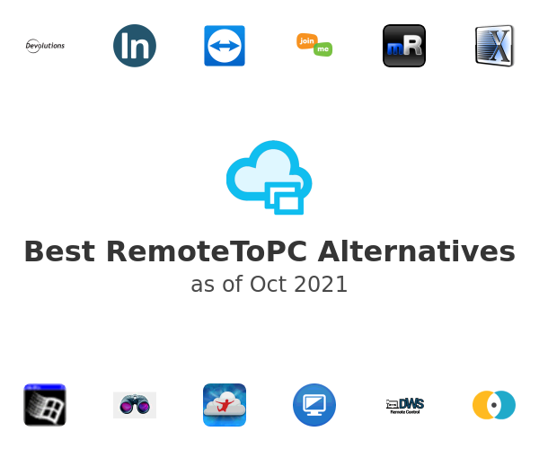 Best RemoteToPC Alternatives