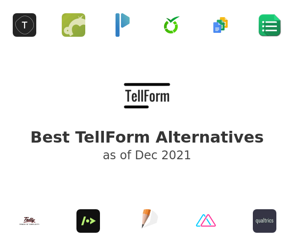 Best TellForm Alternatives