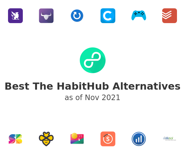 Best The HabitHub Alternatives