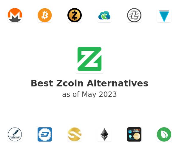 Best Zcoin Alternatives
