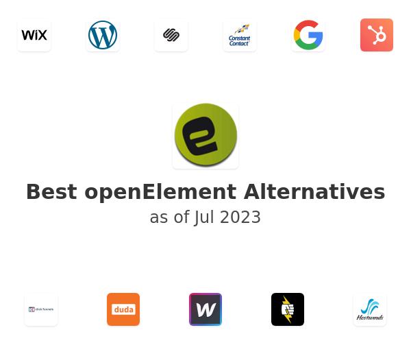 Best openElement Alternatives