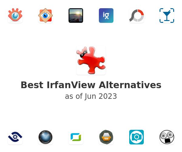 Best IrfanView Alternatives