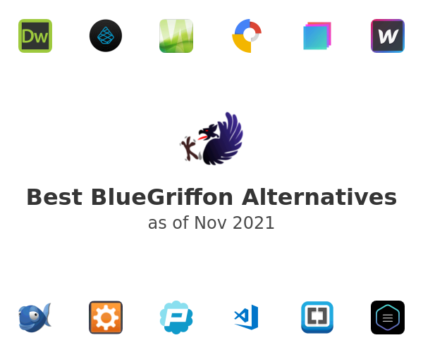Best BlueGriffon Alternatives