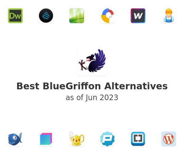 Best BlueGriffon Alternatives