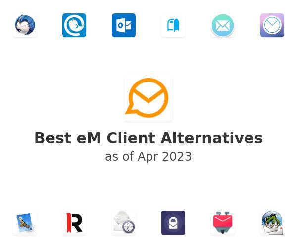 Best eM Client Alternatives