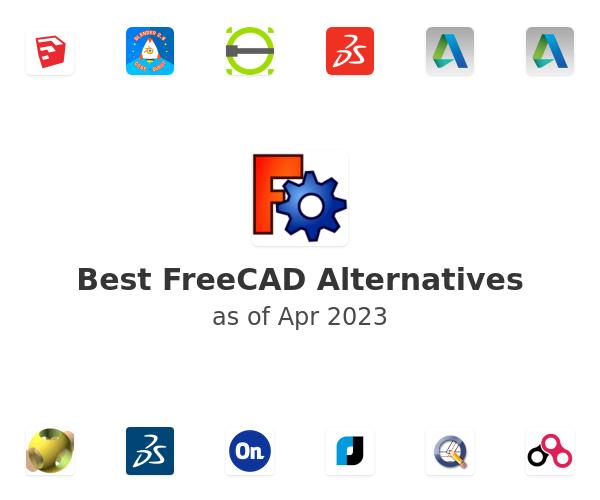 Best FreeCAD Alternatives