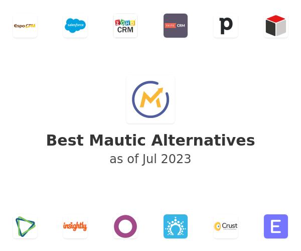Best Mautic Alternatives