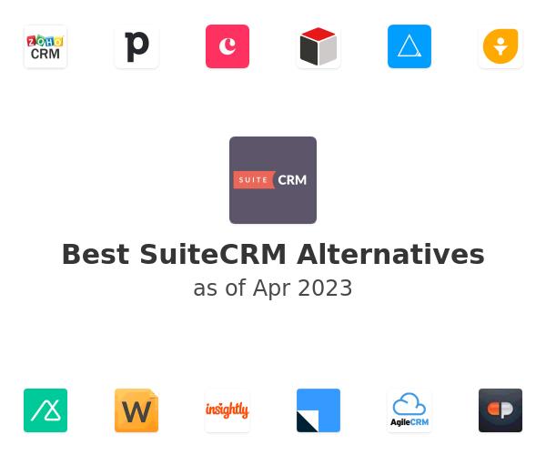 Best SuiteCRM Alternatives