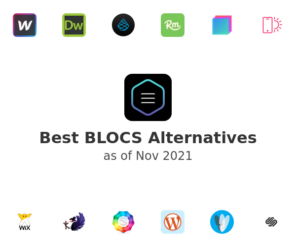 Best BLOCS Alternatives