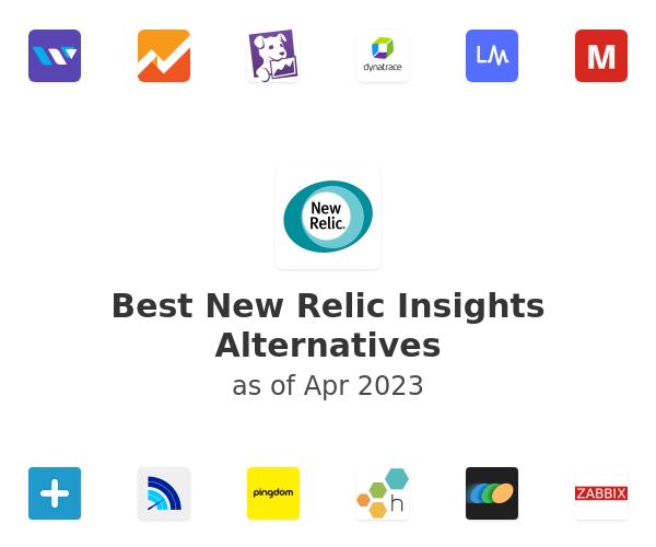 Best New Relic Insights Alternatives