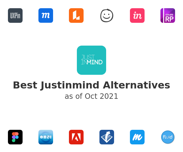 Best Justinmind Alternatives