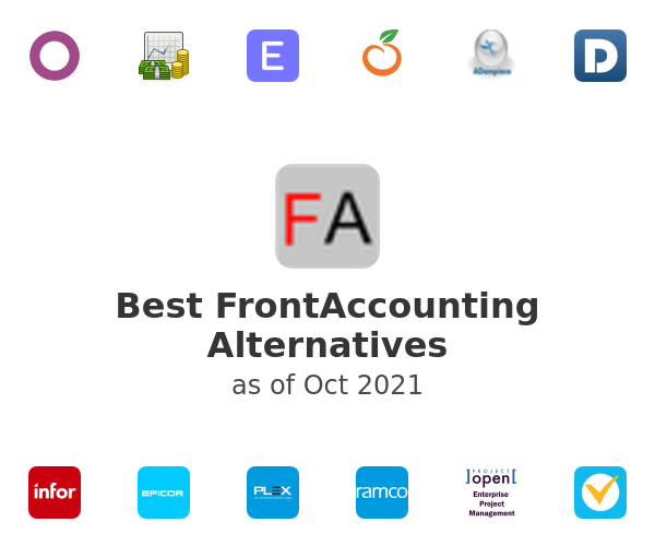 Best FrontAccounting Alternatives