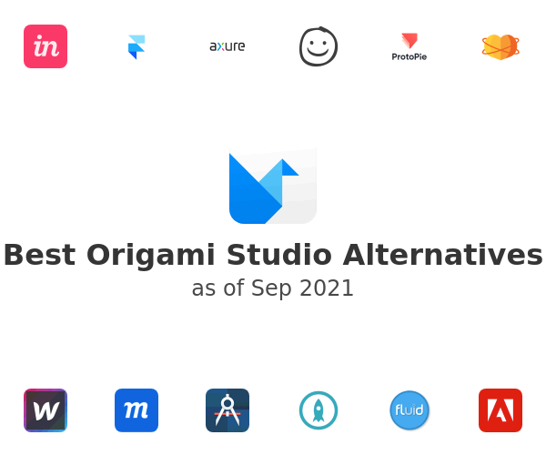 Best Origami Studio Alternatives