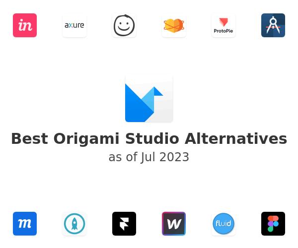 Best Origami Studio Alternatives