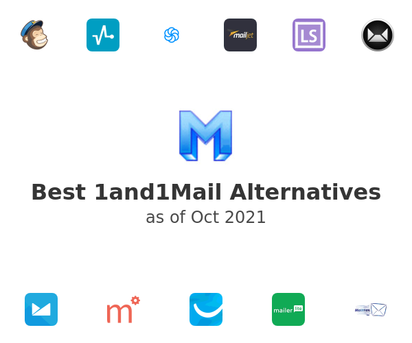 Best 1and1Mail Alternatives
