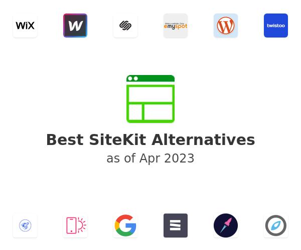 Best SiteKit Alternatives