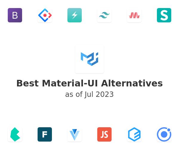 Best Material-UI Alternatives