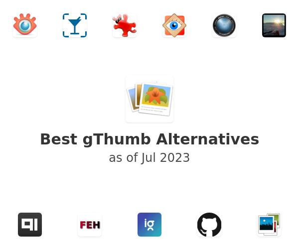 Best gThumb Alternatives