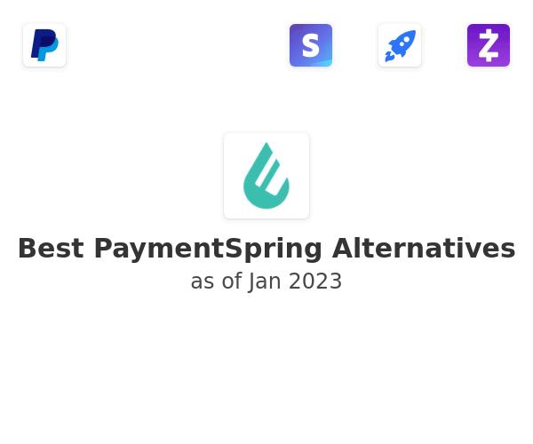 Best PaymentSpring Alternatives