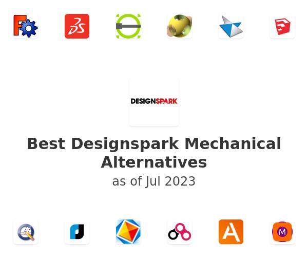 Best Designspark Mechanical Alternatives