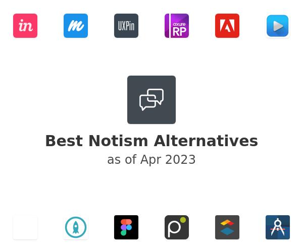 Best Notism Alternatives