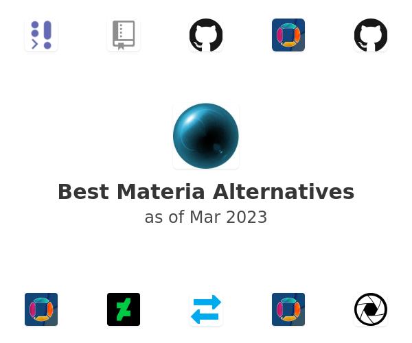 Best Materia Alternatives