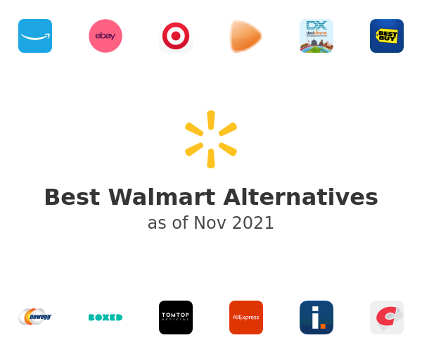 Best Walmart Alternatives