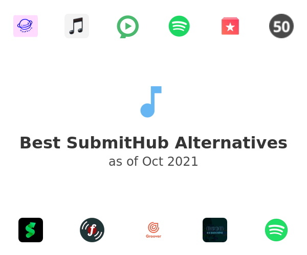Best SubmitHub Alternatives
