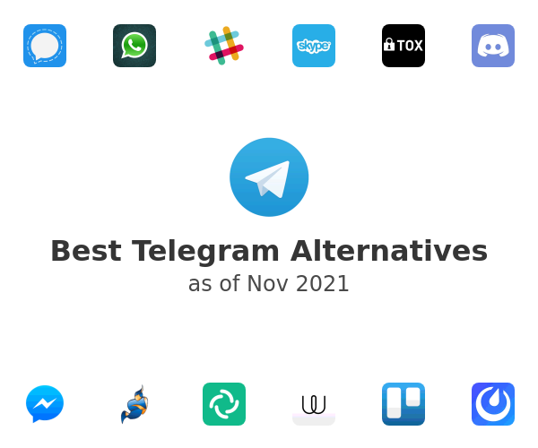Best Telegram Alternatives