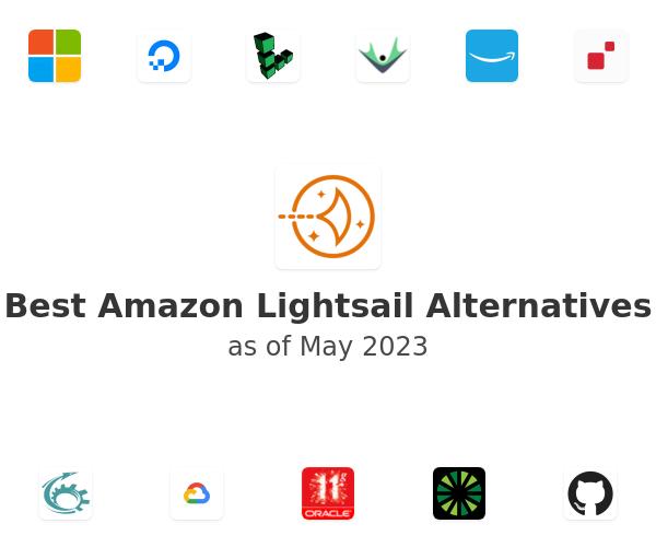 Best Amazon Lightsail Alternatives
