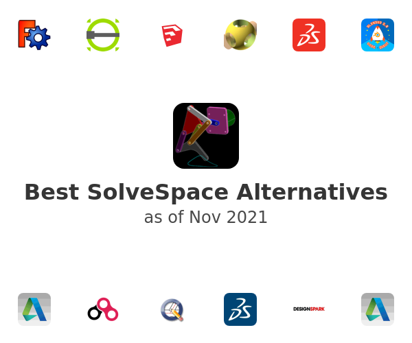 Best SolveSpace Alternatives
