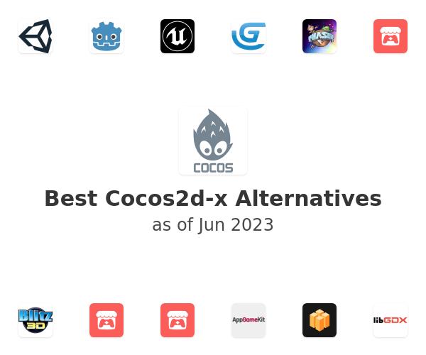 Best Cocos2d-x Alternatives
