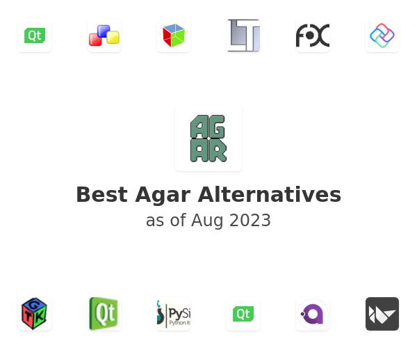 Best Agar Alternatives