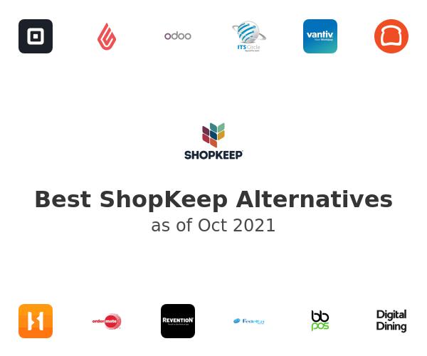 Best ShopKeep Alternatives