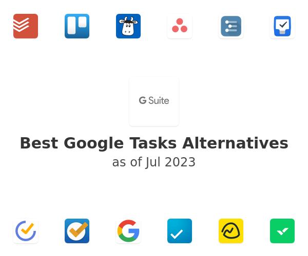 Best Google Tasks Alternatives