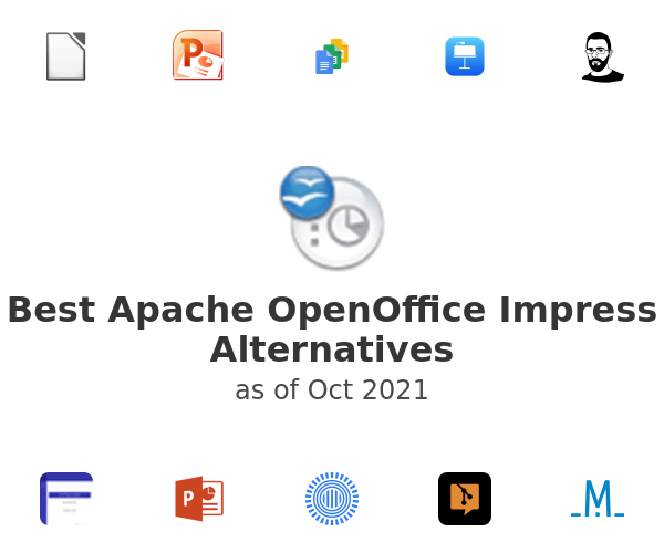 Best Apache OpenOffice Impress Alternatives