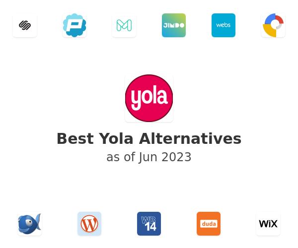 Best Yola Alternatives