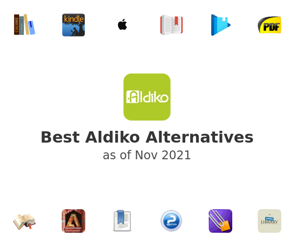 Best Aldiko Alternatives