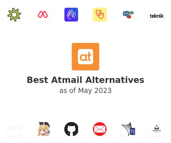 Best Atmail Email Server Alternatives