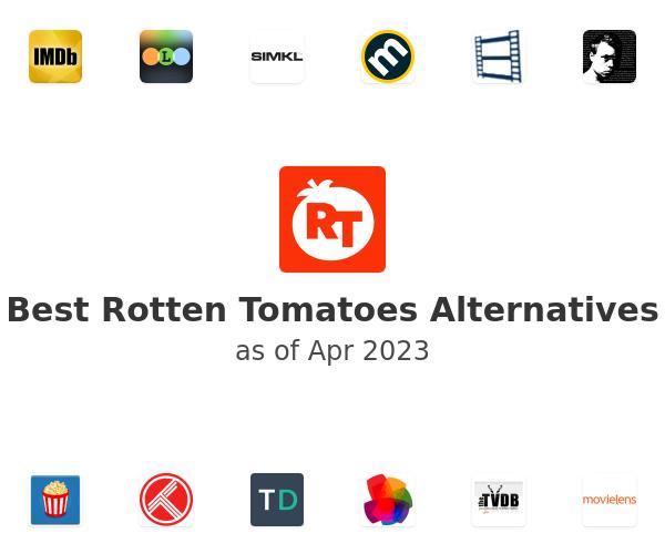 Best Rotten Tomatoes Alternatives