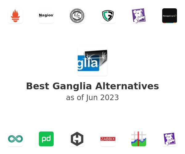 Best Ganglia Alternatives