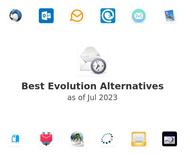 Best Evolution Alternatives