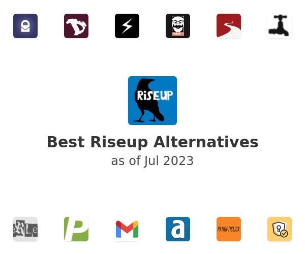 Best Riseup Alternatives