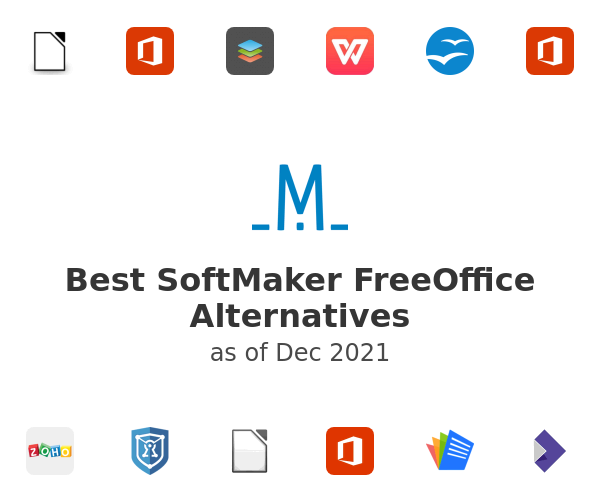 Best SoftMaker FreeOffice Alternatives